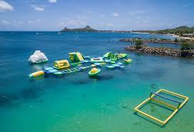 bay gardens beach resort splash island water park saint lucia
