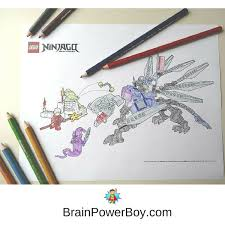Small Picture 180 Free Printable LEGO Coloring Pages Brain Power Boy