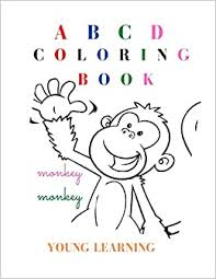 Coloring pages for kids alphabet coloring pages upper case, lower case and cursive. A B C D Coloring Book Funny Learning Coloring Book First Learn To Write Workbook Alphabets Activity The Power Of School Day R J R J 9798649203906 Amazon Com Books