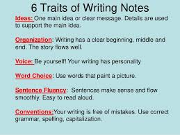 Resources  Education Northwest Site    The Interactive Six Trait Writing  Process Pinterest