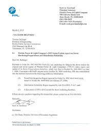 Florida Power And Light Deltona 2014 Florida Power And Light Company Distribution