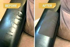 how to fix ling leather sofa fix leather sofa tear leather tear repair kits fake leather