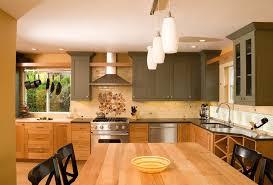 two tone kitchen walls design ideas