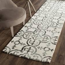 bonanza safavieh dip dye rug grey moroccan mosaic area rugs
