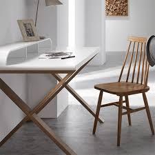 white wood office furniture. ciera white home office desk matt top finish ash wood legs 3 furniture l