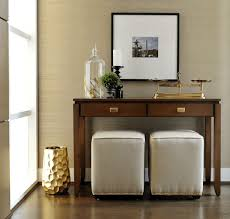 furniture for a foyer. furniture for a foyer console and ottomans u