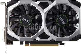 Купить <b>Видеокарта MSI</b> nVidia <b>GeForce GTX</b> 1650 , GTX 1650 ...