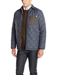 Dakota Grizzly Men's Jagger Quilted Nylon Jacket, Petrol, XX-Large ... & Dakota Grizzly Men's Jagger Quilted Nylon Jacket, Petrol, XX-Large Adamdwight.com