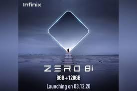 Infinix Zero 8i With Dual Front Cameras ...