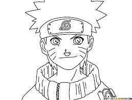 Naruto Coloring Pages Printable Naruto Coloring Pages Free Naruto