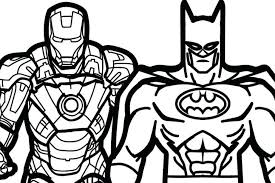 Avengers Infinity War Printable Coloring Pages Free Lego Marvel