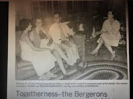 Marie Bergeron avis de décès - Norco, LA