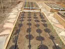 garden irrigation system. Vegetable Garden Irrigation Systems Design Fresh Contemporary Drip System Good Looking G