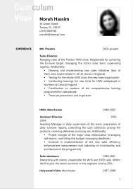 Cv In English Template Meltemplates