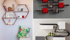 Creative ideas for modern shelves