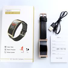 New <b>CK11C Smart</b> Band Colorful Screen Heart Rate Monitor ...