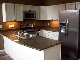 ... Chrome Design Shape With Ikea Kitchen Counter: Classy Kitchen Counter  Ideas ...