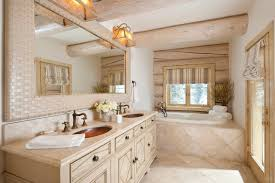 rustic bathrooms. bathroom, rustic bathroom designs diy ideas cream floor and white wall cabinet bathrooms