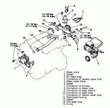 2000 mitsubishi galant engine diagram repair guides engine booster pump diagram 5 9 water pump diagram