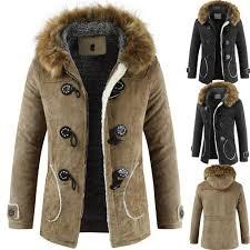 Amazon Com Ennglun Mens Winter Coats Mens Winter Hooded