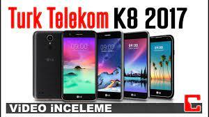 LG Türk Telekom K8 İncelemesi - Akıllı Telefon - YouTube