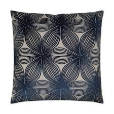 navy throw pillows.  Navy Ellery Navy Feather Down 24 In X Standard Decorative Throw Pillow For Pillows D