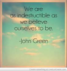 Inspirational Quotes By John Green. QuotesGram