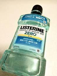 リステリン アルコール 度数