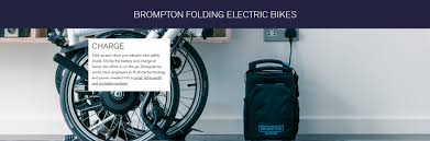 brompton electric is ing