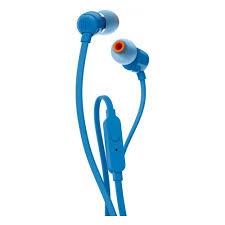 <b>Наушники с микрофоном JBL</b> T110, синие — купить в интернет ...