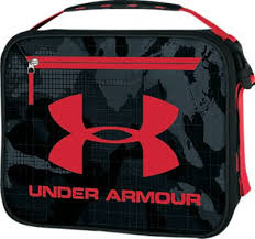 under armour lunch box. under armour insulated lunch-box cooler - blue lunch box b
