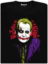 Joker Tetování Vyznam Trička S Potiskem