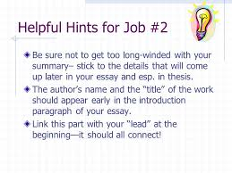 essay writing lesson writing introduction paragraphs for  6 helpful