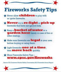 fire works safety firework safety tips and local firework show information fireworks