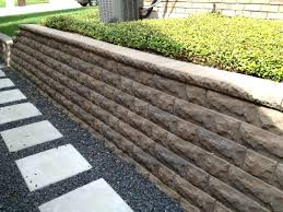retaining wall cost likeable how much does a retaining wall cost block costs seat and walls legacy custom concrete retaining wall cost per square foot