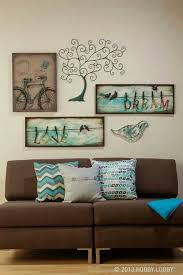 metal wall decor from hobby lobby love