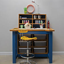 These Garage Workbench Plans Are Built With The Kreg JigKreg Jig Bench Plans