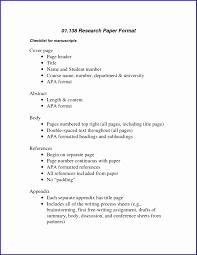 10 Title Pages For Apa Format Proposal Sample