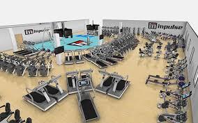 gym design; impulse fitness gym design; fitness suite design