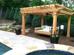 outdoor swing bed image bedroom porch beds diy patio