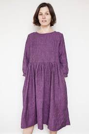Linen Dress Pattern