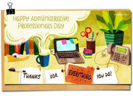 Administrative Professional Days Las Palmas Elementary School Pta Administrative Professionals Day