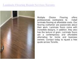 laminate flooring repair services toronto multiple choice flooring offers professionals contractors to install laminate flooring at affordable costs
