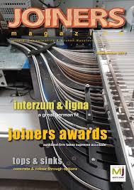 Joiners Magazine September 2019 By Magenta Publishing Issuu