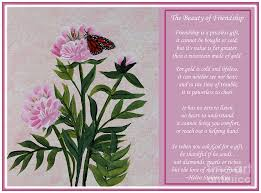 beauty painting the beauty of friendship by barbara griffin