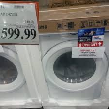 stackable washer and dryer costco.  Washer Costco Canada East Secret Sale Items U2013 November 20Th 2017 To Inside  Impressive Washer On Stackable And Dryer T
