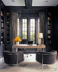 grey home office. Home Office Grey