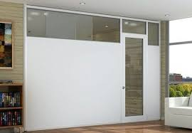 Temporary Wall Partition Bedroom