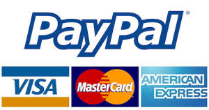 Image result for paypal master card visa american express pictures