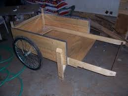 garden cart plans. nice cart, luke. your bantry bay whizbang is now officially entered in the 2008 garden cart contest. plans n